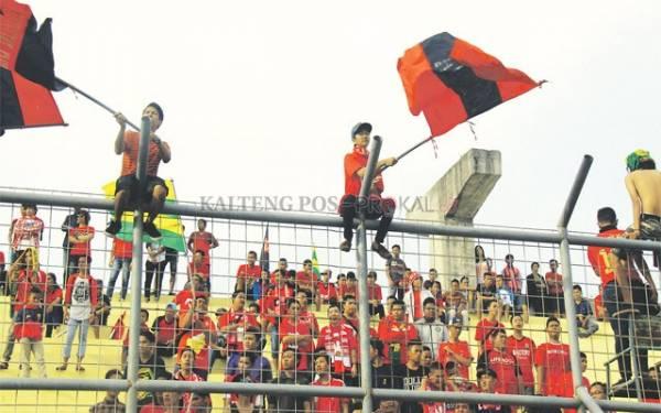 Targetkan Kalteng Putra Lolos ISL - JPNN.com