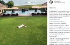 Terusir dari Apartemen Mewah, Lindsay Lohan Kabur ke Bali - JPNN.com
