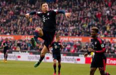 Lewandowski Memang Garang, Menakutkan dan Bikin Merinding - JPNN.com