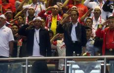 Indonesia Kalahkan Vietnam, Presiden Jokowi: Awal yang Sangat Baik - JPNN.com
