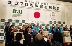Unsada Berpartisipasi dalam Simposium Internasional di Jepang - JPNN.com
