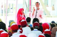 Bantuan Itu Nomor 2, Yang Paling Utama Bisa Ketemu Jokowi - JPNN.com