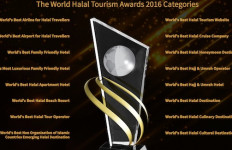 Hamdalah, Indonesia Sabet 12 Kategori World Halal Tourim Award 2016 - JPNN.com
