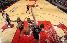 Chicago Bulls Hentikan Rekor Hebat San Antonio Spurs - JPNN.com