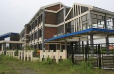 Pembangunan Dua Gedung SMKN Terbengkalai - JPNN.com