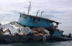 TNI AL Selamatkan 6 ABK KLM Bima Sakti - JPNN.com