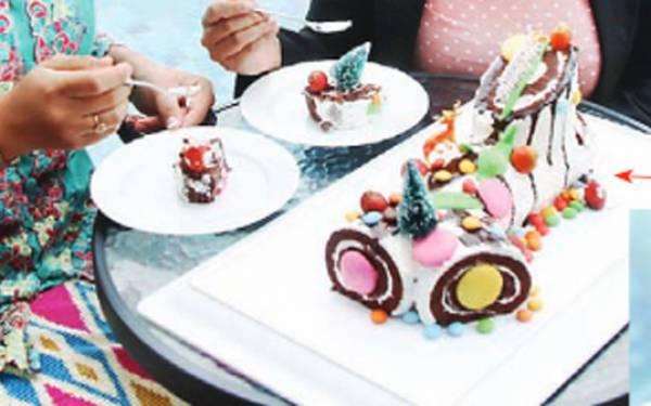 Keceriaan Natal Dalam Kue Manis - JPNN.com