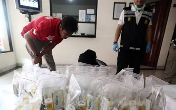 Narkoba yang Bisa Racuni 4.999 Jiwa Dimusnahkan - JPNN.com
