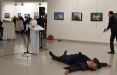 Siapa Sosok Penembak Dubes Rusia Itu? Ternyata Dia... - JPNN.com