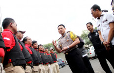TOP! Polres Jakarta Utara Rekrut 40 Personel buat Tim Reaksi Cepat - JPNN.com
