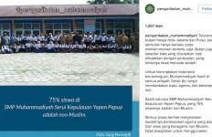 Foto Ini Bikin Muhammadiyah Panen Pujian di Instagram - JPNN.com