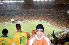 Nonton Langsung Brasil v Pantai Gading - JPNN.com