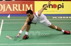 Kans Taufik-Sony di All-Indonesian Final - JPNN.com