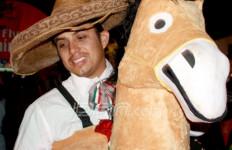 Suporter Koboi dari Meksiko - JPNN.com