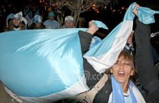 Suporter Argentina Diawasi Ekstra - JPNN.com