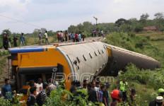 Kisah Dua Korban Meninggal dalam Kecelakaan Maut KA Logawa - JPNN.com