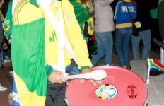 Dukung Brazil dengan Gamborin - JPNN.com
