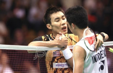 Kans Taufik-Chong Wei ke Final - JPNN.com