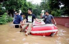 Banjir Kembali Rendam Perumahan Cirendeu - JPNN.com