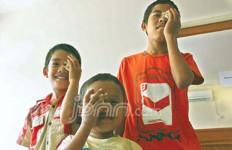 Anak-Anak Korban Permainan Pistol-pistolan di Padang (1) - JPNN.com