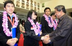 Pelajar Indonesia Raih Tiga Emas Olimpiade Sains Junior - JPNN.com
