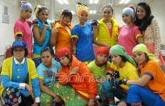 CK Funky Dancer, Grup Dance Para Pembantu Rumah Tangga di Hongkong - JPNN.com