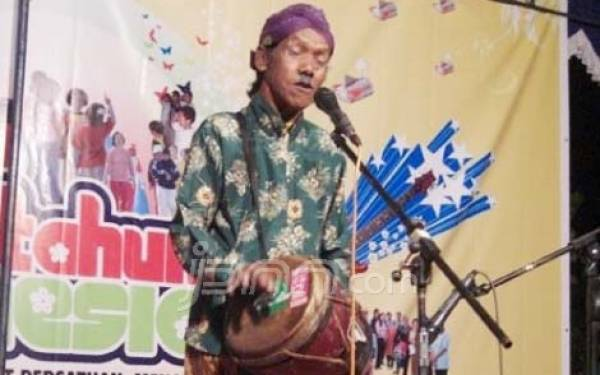 Sujud Sutrisno, Seniman Kendang yang Kini Merana - JPNN.com