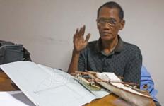 Effendi Soleman, Bulan Depan Keliling Nusantara dengan Kapal Rancangan Sendiri - JPNN.com