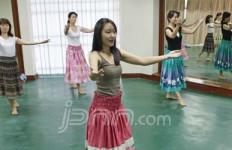 Komunitas Tari Hula yang Anggotanya Para Perempuan Ekspatriat Jepang - JPNN.com