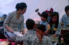 Inggrid Kansil Dorong Muatan Lokal di Kurikulum Sekolah - JPNN.com