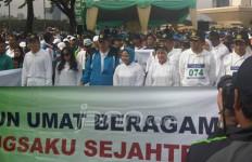 SDA Ajak Keluarga Gerak Jalan Kerukunan - JPNN.com