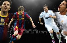 Madrid-Barca Kembali Kejar-kejaran - JPNN.com