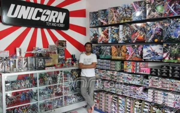 Jonathan Chrisnanda, Tunarungu yang Sukses Berjualan Gundam via Online - JPNN.com