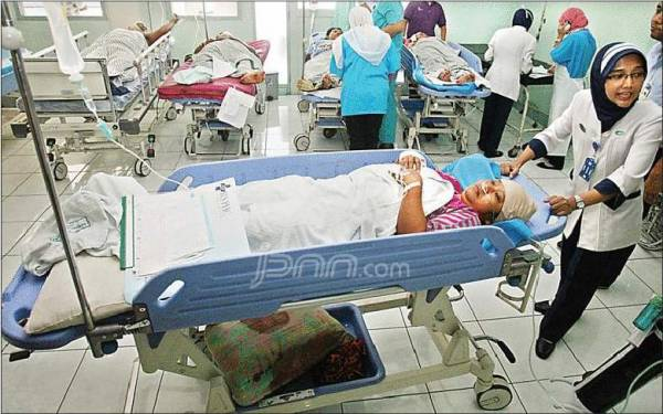 Mayoritas Korban Pembacokan Fasikun Mengalami Luka Cukup Dalam - JPNN.com