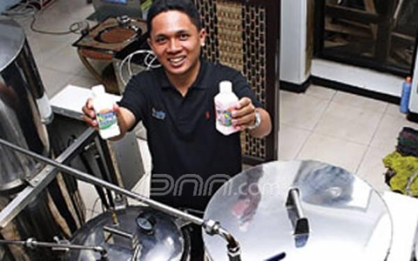 Hadi Apriliawan, Penemu Mesin Pasteurisasi Susu Listrik - JPNN.com