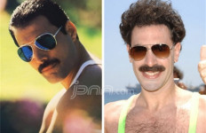 Sacha Baron Cohen Urung Perankan Freddie Mercury - JPNN.com