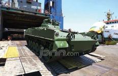 Tank Baru dari Jerman Datang - JPNN.com