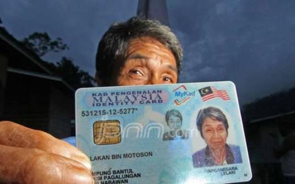 Wow, Warga Indonesia Punya KTP Malaysia - JPNN.com