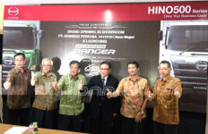 Inilah Selisih Harga Hino Ranger Lama dengan New Generation - JPNN.com