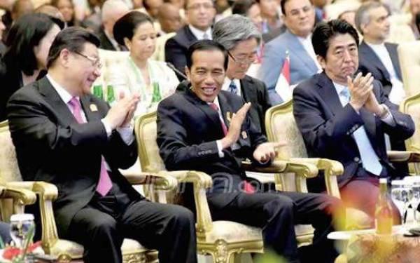Membaca Keakraban Jokowi-Xi Jinping dan Geo Politik-Ekonomi Indonesia - JPNN.com