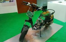 Sepeda Motor Listrik Buatan Mahasiswa ITS Ini Sangat Irit, Begini Hitungannya... - JPNN.com