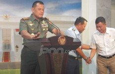 Panglima TNI Tolak Ajakan Menhan Tiongkok Gelar Latihan Bersama di LCS - JPNN.com