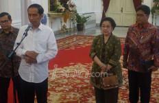 Wouw..Bu Mega dan Jokowi Ternyata Menyisipkan Urusan Partai di Istana - JPNN.com