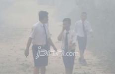 Udara Membaik, Hari Ini Kembali Bersekolah - JPNN.com