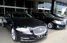 Ssttt...Mau Tahu Harga Jaguar Sangar yang Ditunggangi Ketua DPR Hari Ini? - JPNN.com