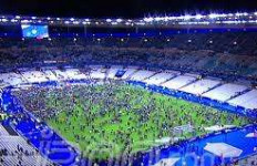 Ribuan Penonton Laga Prancis vs Jerman Berhamburan akibat Ledakan Bom, Lihat Videonya - JPNN.com