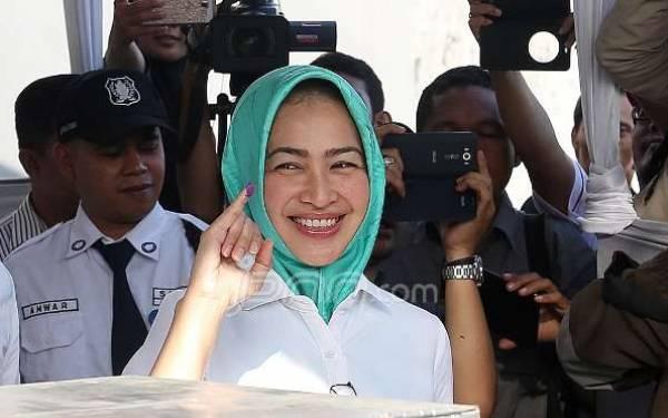 Si Cantik Berkerudung Menang, Jagonya SBY Ancang-ancang Gugat - JPNN.com
