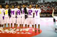 Tinggalkan Basket Profesional, Hati Dimaz Muharri Tetap Bersama CLS Knights - JPNN.com