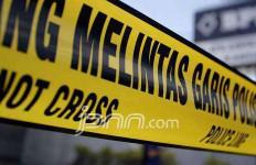 Pelaku Buang Bayi Terekam CCTV : Bawa Tas Hitam Berlogo MPR RI - JPNN.com