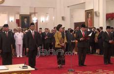 Usai Dilantik Jokowi, Ketua KPK: Innalillahi Wainna Ilaihi Rojiun - JPNN.com